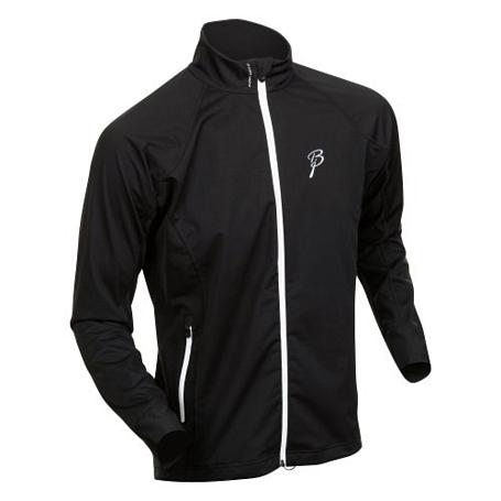 Купить Куртка беговая Bjorn Daehlie Jacket OLYMPIC Light Black/Snow White (черный/белый) Одежда лыжная 775469
