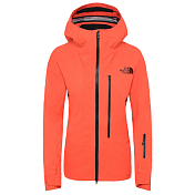 Куртка горнолыжная The North Face 2019-20 W Freethinker Radiant Orange