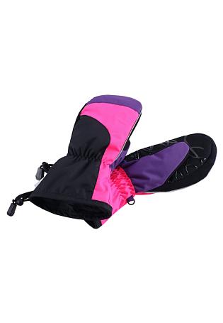 Купить Варежки Reima 2015-16 Kammi hot pink Детская одежда 1197555