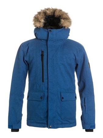 Купить Куртка сноубордическая Quiksilver 2016-17 Selector Yth B SNJT BYB0, Детская одежда, 1287329