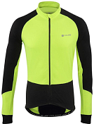 Велофутболка Polaris VELOCITY THERMAL JERSEY FluoYellow_Black