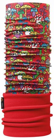 Купить Бандана BUFF Polar Buff FUNGI / SAMBA, Детская одежда, 1168925