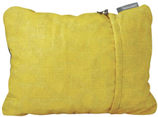 Подушка THERM-A-REST 2020 Compressible Pillow M Yellow Print