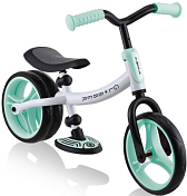 Беговел Globber Go Bike Duo 2021 бело-мятный