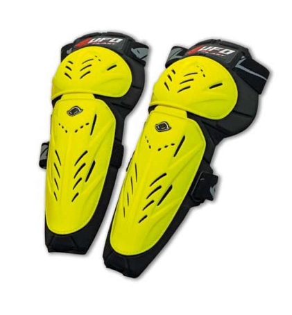 Защита колена FTWO 2015-16 Knee guards Limited neon yellow