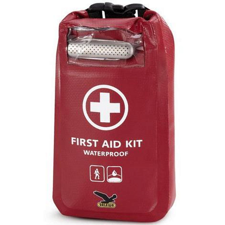 Аптечка Salewa First Aid & Bivibag First Aid Kit Waterproof red