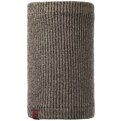 Шарф Buff KNITTED & POLAR NECKWARMER LYNE TAUPE BROWN
