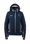 Куртка Горнолыжная Ea7 Emporio Armani 2013-14 Sochi Sochi Ski Official W Jacket Синий