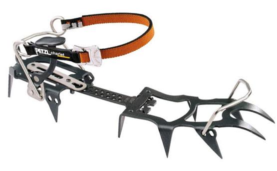 Купить Кошки PETZL Vasak SL T05 альпинистские 150109
