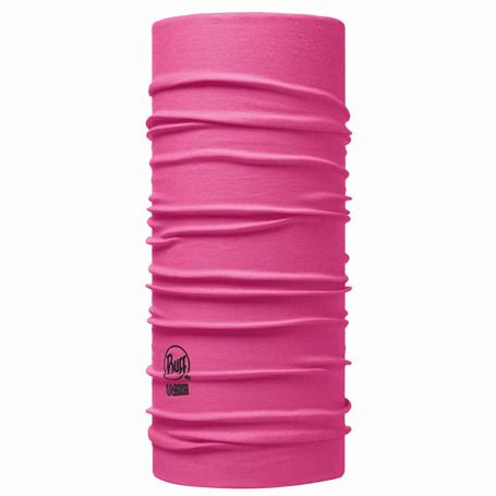 Купить Бандана BUFF Solid Colors HIGH UV FUCHSIA Банданы и шарфы Buff ® 1149541