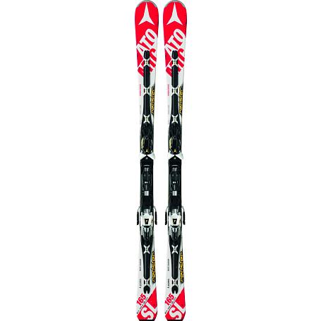 Купить Горные лыжи с креплениями ATOMIC 2014-15 Race REDSTER DOUBLEDECK SL & X 12 TL RD/W 1140068