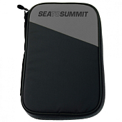 Кошелек SeaToSummit Travel Wallet RFID Medium Black Black