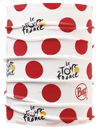 Купить Подшлемник BUFF TOUR DE FRANCE HELMET LINER PRO NANCY Банданы и шарфы Buff ® 1169047