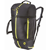 Чехол для веревки Salewa Climbing Ropebag black/ citro