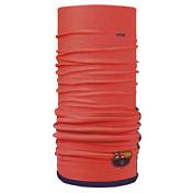 БанданаАксессуары Buff ®<br>Бандана-шарф из серииFC Barcelona. 2-слойная конструкция: микрофибра и Polartec Classic, сшитые вместе. Легко растягивается, плотно сидит на голове и защищает Вас от солнца, холода, дождя, ветра и снега. Размер: 24,5 х 52 см .Вес: 58г Материал: 100% полиэстерТехнология Polygiene для сохранения свежести, даже когда вы вспотеете. Ручная или машинная стирка при температуре не более 40гр. Не гладить.