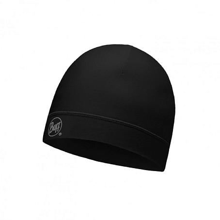 Купить Шапка BUFF MICROFIBER 1 LAYER HAT SOLID BLACK Банданы и шарфы Buff ® 1263546