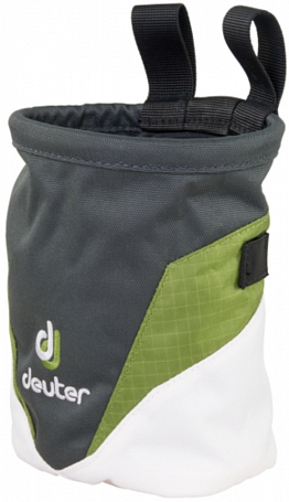 Мешок для магнезии Deuter 2015 Accessories Chalk Bag II bamboo-white