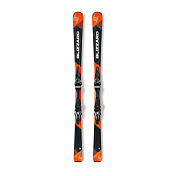 Горные Лыжи с Креплениями Blizzard 2015-16 Power S8 + Power12 Tcx Black-orange
