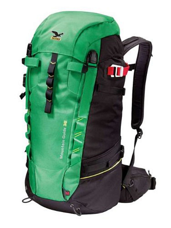 Рюкзак Salewa Mountain Guide 38 Contact Fit black/green
