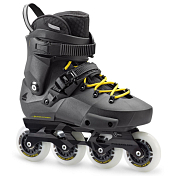 Роликовые коньки Rollerblade 2018 TWISTER EDGE BLACK/YELLOW