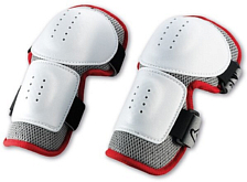 Защита локтей NIDECKER 2020-21 Multisport Elbow Guards White/Red