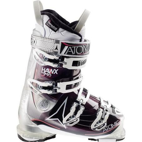 Купить Горнолыжные ботинки ATOMIC 2014-15 ALL MOUNTAIN HAWX 2.0 90 W TRANSPARENT PU, Ботинки горнoлыжные, 1140338