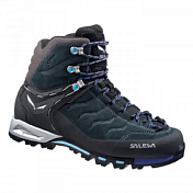 Ботинки для альпинизма Salewa 2015 Alpine Approach WS MTN TRAINER MID GTX Carbon/River Blue /