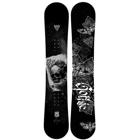 Купить Сноуборд Black Fire 2013-14 Gothic доски 917682