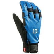 Перчатки беговые Bjorn Daehlie 2017-18 Glove Symbol 2.0 Methyl Blue