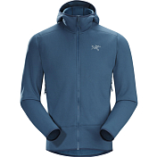 Жакет для активного отдыха Arcteryx 2018-19 Kyanite Hoody Men's Hecate Blue
