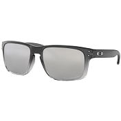 Очки солнцезащитные Oakley HOLBROOK GREY INK FADE /CHROME IRIDIUM POLARIZED