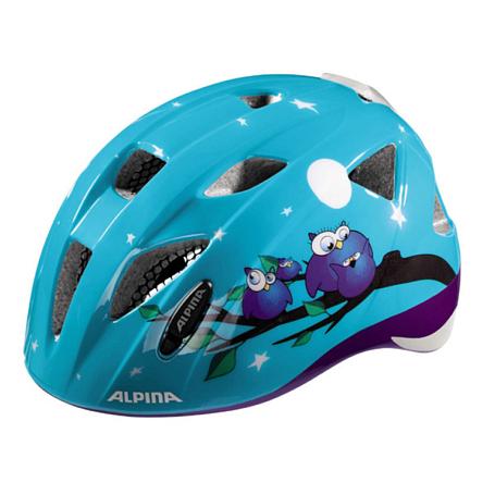 Купить Велошлем Alpina 2018 XIMO Flash owls, Шлемы велосипедные, 1254740