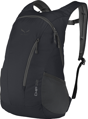 Купить Рюкзак Salewa Daypacks CHIP 22 BP CARBON /, Рюкзаки городские, 1166614