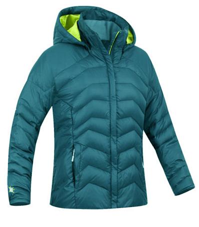 Купить Куртка туристическая Salewa Alpine Active MAOL DWN W JKT. pagoda Одежда 836313
