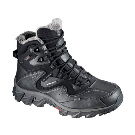 Ботинки городские (высокие) SALOMON 2013-14 Backpacking / Hiking & Winter SOKUYI WP BLACK/BLACK/AUTOBAHN