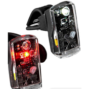 Фонарь Kryptonite AVENUE  F-50/R-14 DUAL LED SET USB-RLT