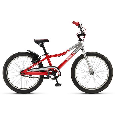 Купить Велосипед SCHWINN AEROSTAR 2015 silver-red, До 6 лет (колеса 12 -18 ), 1174250