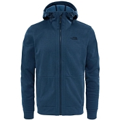 Флис для активного отдыха THE NORTH FACE 2017 M MITTELLEGI FZ HDIE  SHADY BLUE HTH