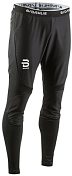 Брюки беговые Bjorn Daehlie 2017-18 Pants Terminate Black