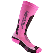 Носки Accapi 2019-20 Ski Performance Jr Pink/Black