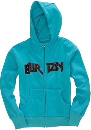 Купить Толстовка для активного отдыха BURTON 2009-10 BOYS BONDED HOODIE ELECTRIC BLUE Детская одежда 594601