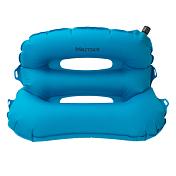 Подушка в спальникПодушки и пледы<br>Для комфортного сна важны маленькие детали. Надувная подушка Strato Pillow имеет все для обеспечения здорового сна - эргономичная конструкция с гибкими перемычками для оптимальной поддерки шеи и прочная ламинированная ткань. Мешочек для транспортировки в комплекте.<br><br>Особенности:<br><br>- 3D эргономика и упругие элементы для поддержки шеи<br>- Проваренные швы<br>- Удобный клапан для легкого надувания и регулировки<br>- Мешочек для хранения в комплекте<br>- Вес: 40 г