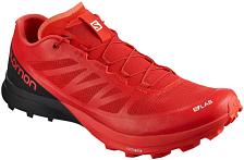 Беговые кроссовки для XC Salomon 2019 S/LAB Sense 7 SG Racing Red/Black/Whate