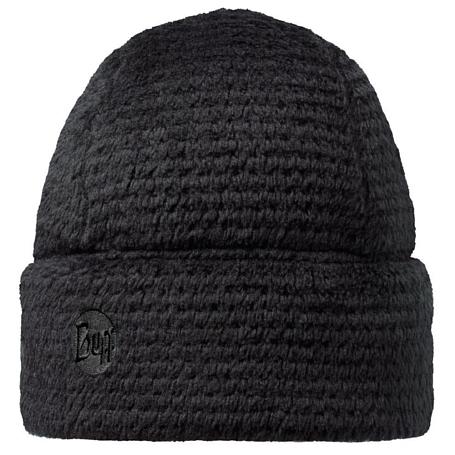 Купить Шапка BUFF THERMAL HAT SOLID GRAPHITE BLACK Банданы и шарфы Buff ® 1169339