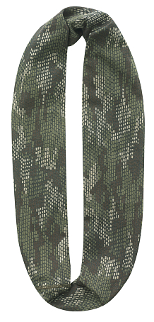 Бандана BUFF Infinity Cotton BUFF Jacquard COTTON JACQUARD INFINITY BUFF® CAMO MILITARY