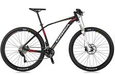 ВелосипедКолеса 29 (найнеры)<br>Легкий хардтейл для езды в стиле кросс-кантри с оборудованием профессионального класса Shimano, 30 скоростей. Технические особенности: алюминиевая рама Orbea Hydroformed, амортизационная вилка RockShox XC32 TK Air, двойные обода Mavic XM119 DISC, дисковые гидравлические тормоза Formula C1. Подходит для спортивного катания в стиле кросс-кантри. Диаметр колес - 29 дюймов.<br> <br> Рама: Orbea алюминий, гидроформинг, тройной баттинг. Патентованная конструкция 4x4 evo. Коническая рулевая труба. Геометрия XC Evo racing. Крепления тормоза post mount.<br> ВилкаRockShox XC30 TK 100, конусный шток, QR<br> СистемаFsa Comet Megaexo 22x30x40<br> Рулевая колонкаFsa 1-1/8 - 1-1/2 интегрированная<br> РульOrbea OC-II прямой, 700мм<br> ВыносOrbea OC-II<br> МанеткиShimano Deore M591<br> ТормозаShimano M396 дисковые гидравлические<br> Зад.переключательShimano Deore M593 Shadow<br> Пер.переключательShimano Deore M591 31.8мм<br> ЦепьKmc X-10 скоростей<br> КолесаOrbea алюминий, под дисковый тормоз<br> КолесаOrbea алюминий, под дисковый тормоз<br> КассетаShimano HG50 11-36 10 скоростей<br> ПокрышкиMaxxis Ikon 2.20 FB 60 TPI Dual<br> ПедалиOrbea стальная рамка<br> Подседельный штырьOrbea OC-II 27.2x400мм<br> СедлоSelle Royal Seta S1<br> <br><br>Пол: Унисекс<br>Возраст: Взрослый