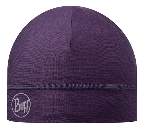 Купить Шапка BUFF MICROFIBER 1 LAYER HAT SOLID PLUM Банданы и шарфы Buff ® 1169175