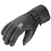 Перчатки Горные Salomon 2016-17 Gloves Force Dry M Black