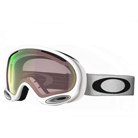 Очки горнолыжные Oakley AFRAME 2.0 POLISHED WHITE VR50 PINK IRIDIUM