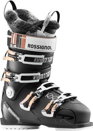 Купить Горнолыжные ботинки ROSSIGNOL 2017-18 PURE PRO 100 BLACK Ботинки горнoлыжные 1363779